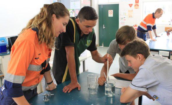 QMEA STEM4SchoolKids Moranbah