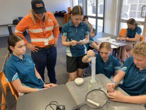 Unearthed STEM workshop